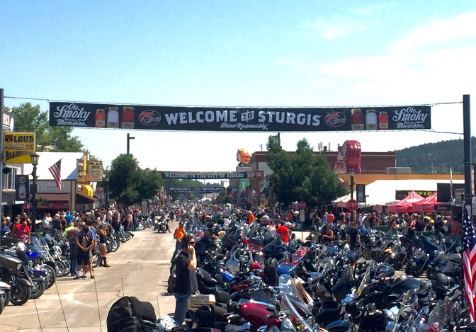 Sturgis Is a Mess